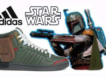 Adidas Taps The Original Mandalorian For New Shoe Design