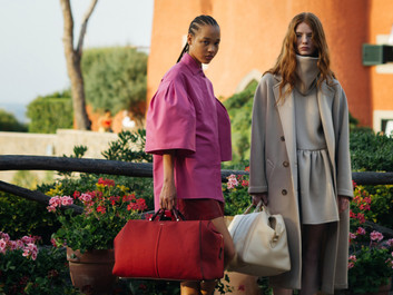 Max Mara's Omnichannel Retail Director on Itinerant Resort Shows, Potential of Europe