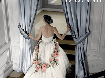 How A Fascinating New Exhibition Is Celebrating Christian Dior's Love Affair With Roses
