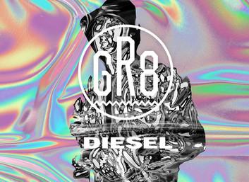 Diesel partners with GR8