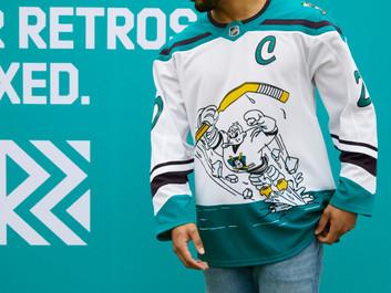 Adidas and National Hockey League Go Retro With Team Jerseys