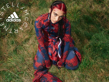 Adidas by Stella McCartney presents first collection developed by artists