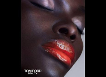 Pulse Star Jeneil Campaigns For TOM FORD Beauty