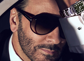 Tom Ford's Newest Luxury Watch Will Be Made Entirely From Recycled Ocean Plastic