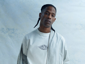 EXCLUSIVE: Dior Teams Up With Travis Scott on Spring 2022 Men's Collection