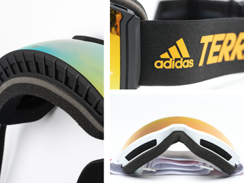 Marcolin Group introduces Adidas Terrex Snow Goggles to travel retail