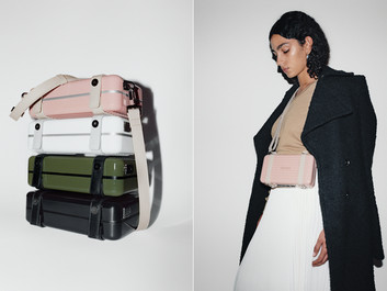 Rimowa launches personal luggage line