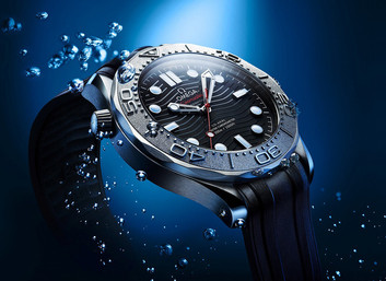 Omega recommits to protecting oceans with new Nekton watch