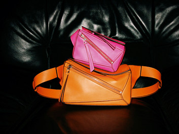 LOEWE TAKES INSPIRATION FROM CLUB CULTURE FOR SPRING SUMMER 2022