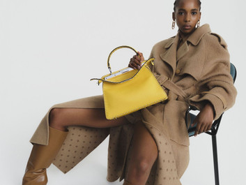 FENDI GIVES THE PEEKABOO BAG A MAKEOVER WITH A NEW CAPSULE COLLECTION