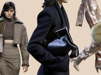 The new chapter of Fendi opens with iconic bags for Fall/Winter 2021