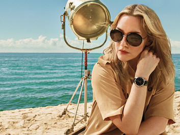 Kate Winslet fronts new Longines eyewear collection from Marcolin Group