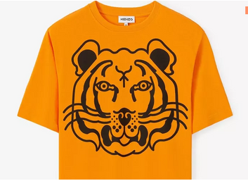 Kenzo and WWF partner up to work towards TX2 global goal