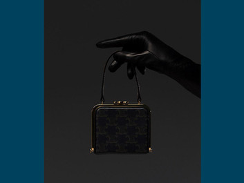 Celine's pint-size purse packs a big style punch