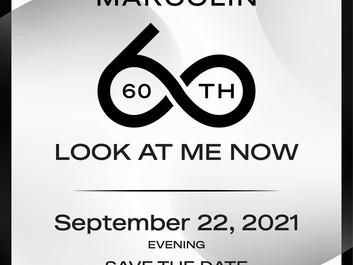 Virtual Customer Event // Marcolin 60th Anniversary