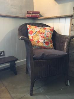 chair in snug