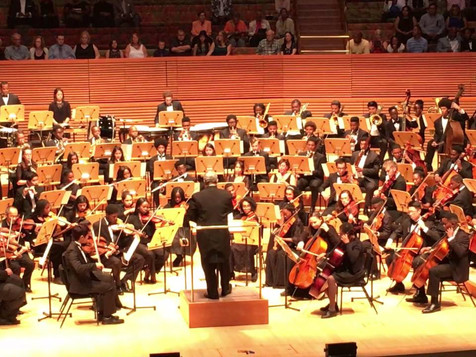 Making Beautiful Music: Inner City Youth Orchestra Makes History