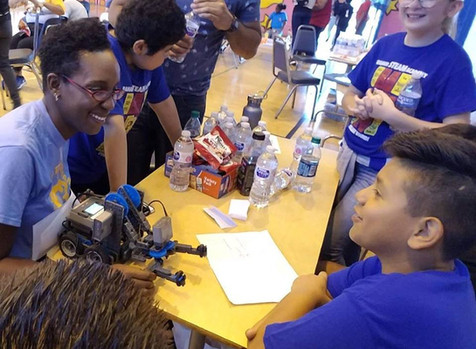 S.O.L.O. Robotics brings STEAM to inner-city schools