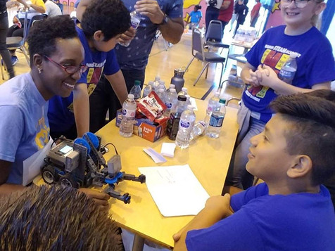 S.O.L.O. Robotics brings STEAM to inner-city schools