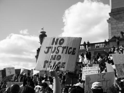 No Justice. No Peace.