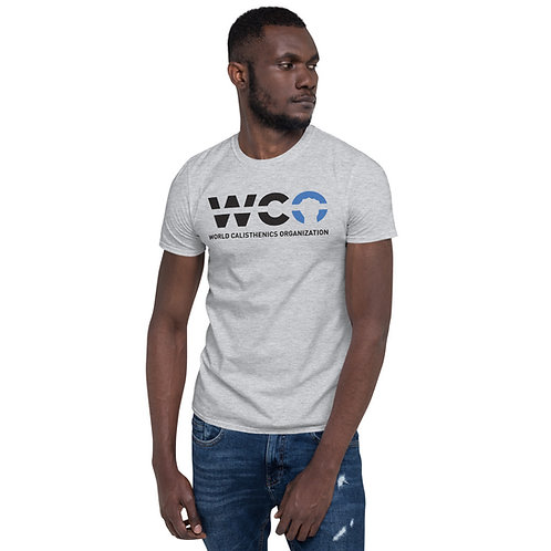 WCO Short-Sleeve Unisex T-Shirt ( front Print only )