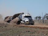 Gravel, Side Tippers