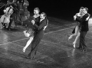 Piazzolla Passion of Tango - The Kremlin Palace Theatre