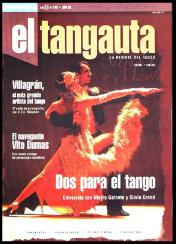 """Magazine El Tangauta """"Dos para el Tango"""" Entrevista 2006"""