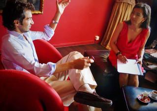 TangoDanza Magazine, Interview to Silvio Grand 2012