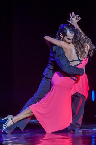 Silvio Grand en Buenos Aires - Formacion x Bailarines