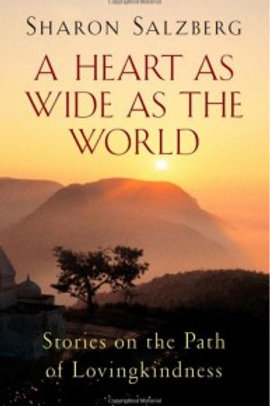Heart as Wide as the World by Sharon Salzberg