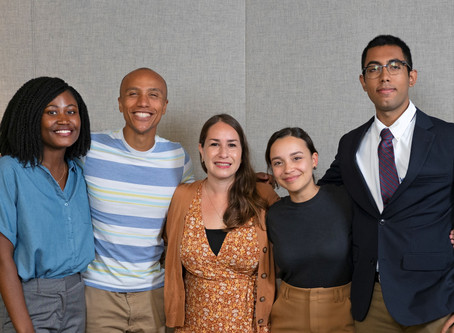 CECPR Hosted LDI SUMR Scholars