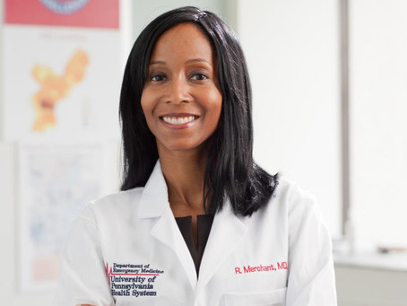 Raina Merchant, MD Elected to National Academy of Medicine