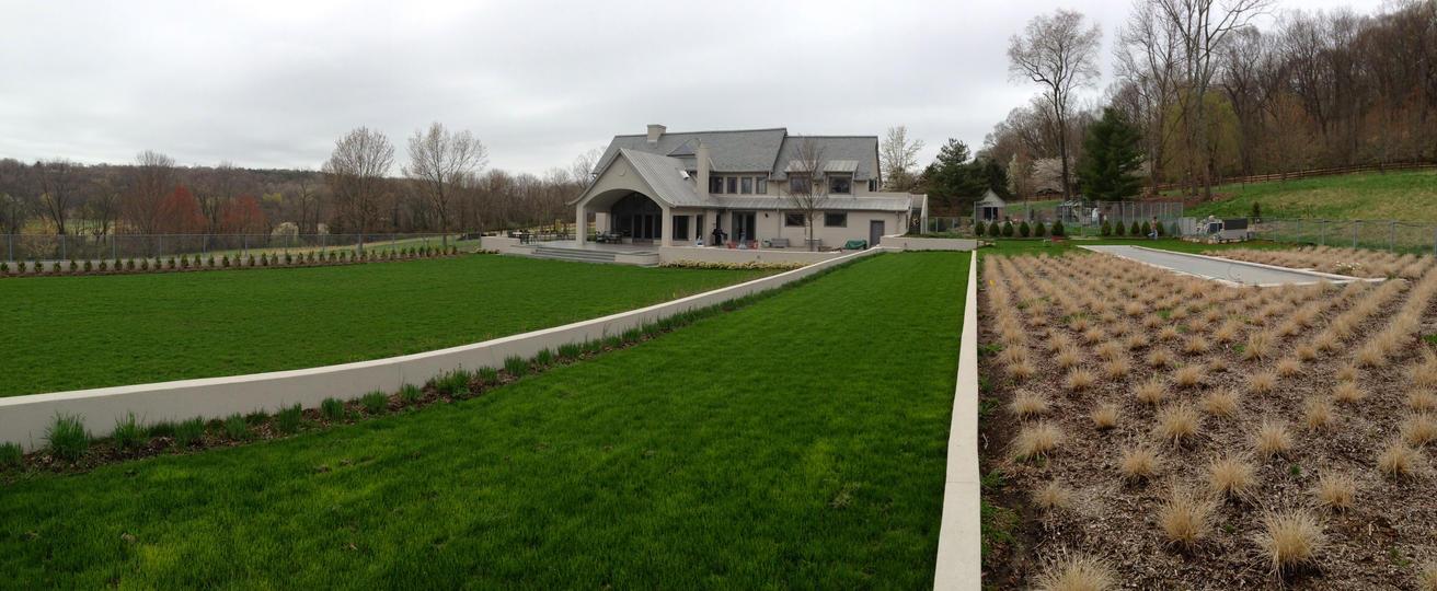 Lawn seeding services NJ