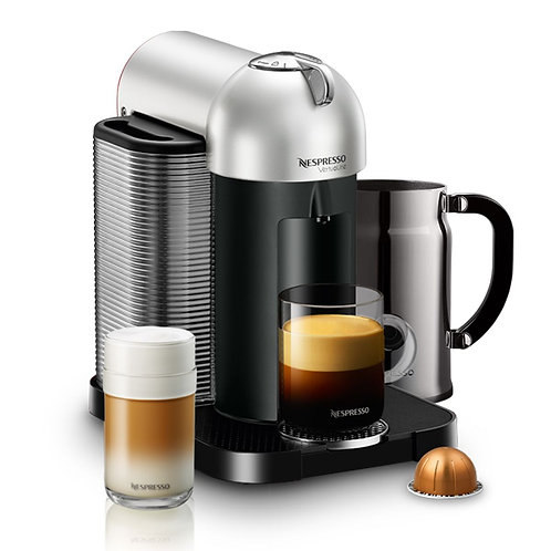 Vertuoline Residential Coffee Machine Chrome