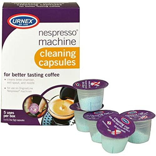Urnex Nespresso Cleaning Capsules