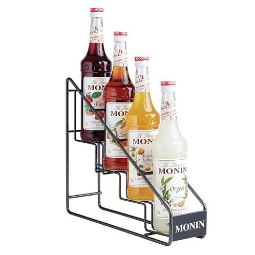 Rack Display 4-Bottle