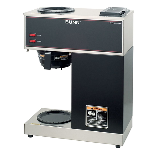 BUNN VPR Pour-over Coffee Brewer + 2 Warmers