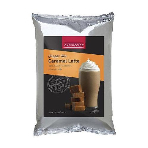 Cappuccine Caramel Latte