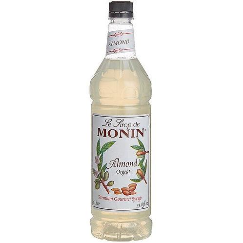 Monin Almond Syrup 1L