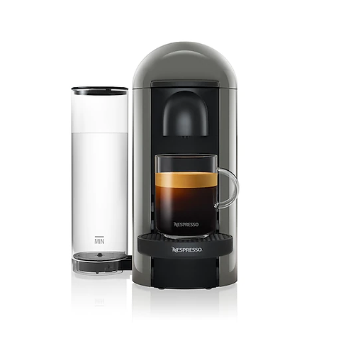 VertuoPlus Coffee Machine Grey
