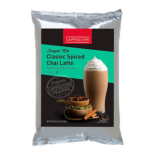 Cappuccine Spiced Chai