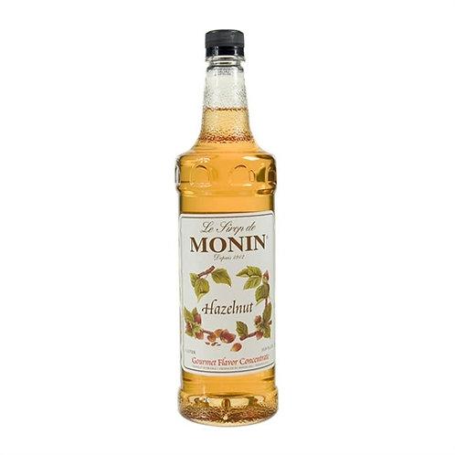 Monin Hazelnut Syrup 1L