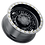 Thumbnail: Black Rhino - Abrams - Gloss Gunblack w/ Machined Dark Tint Lip