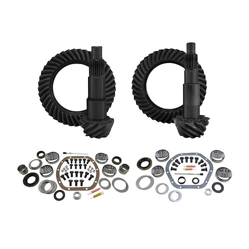 Yukon Gear & Axle Ring & Pinion Gear Set - JK Rubicon 4.88 ratio YGK015