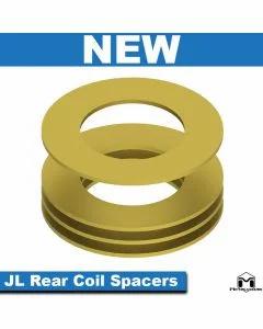 JL Wrangler Rear Coil Spring Spacer Kit