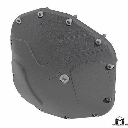 JL Wrangler   JT Gladiator Rear Diff Cover [M220   3rd Gen D44] Rubicon Edition