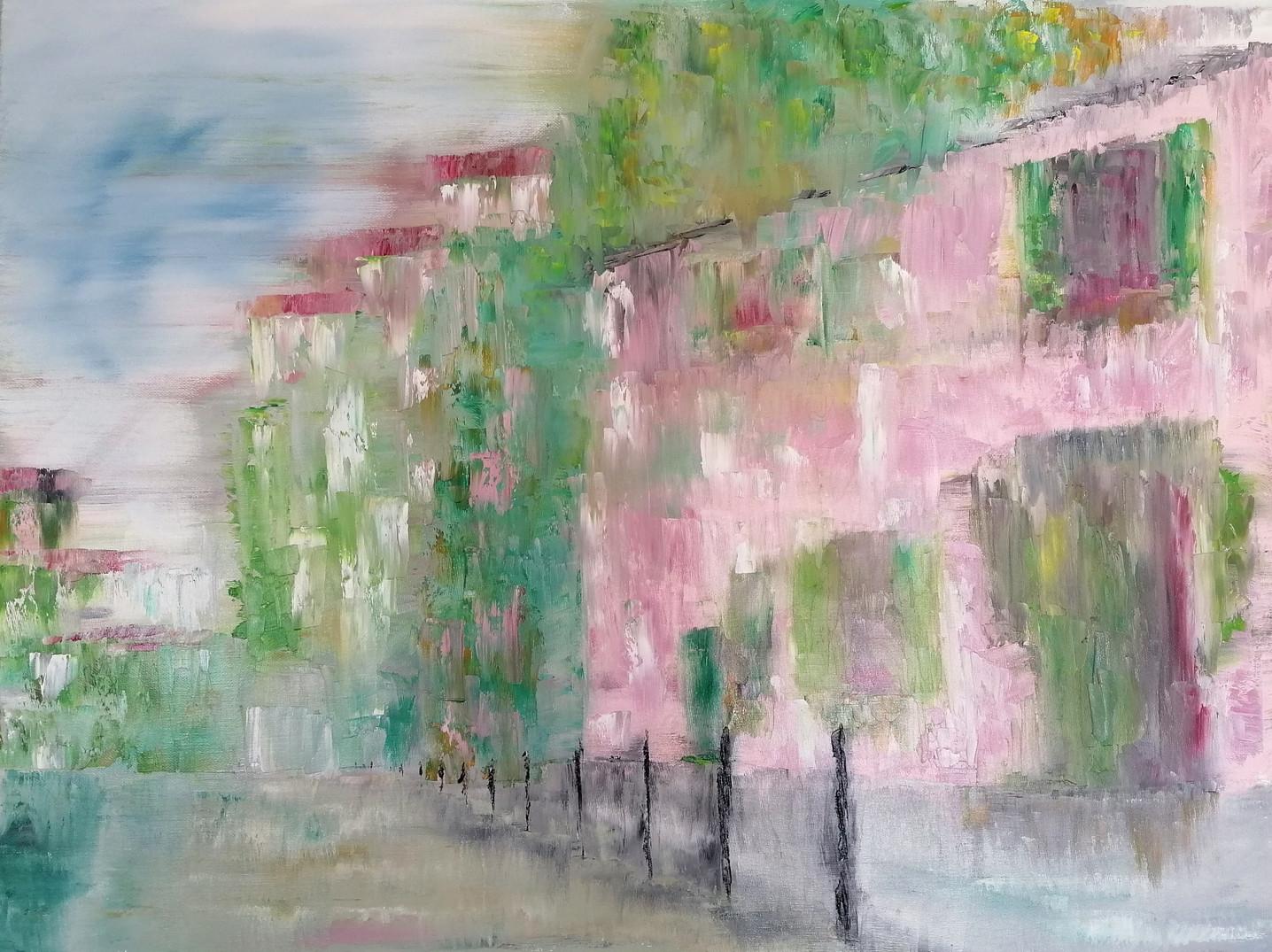 'La Maison Rose, Paris'