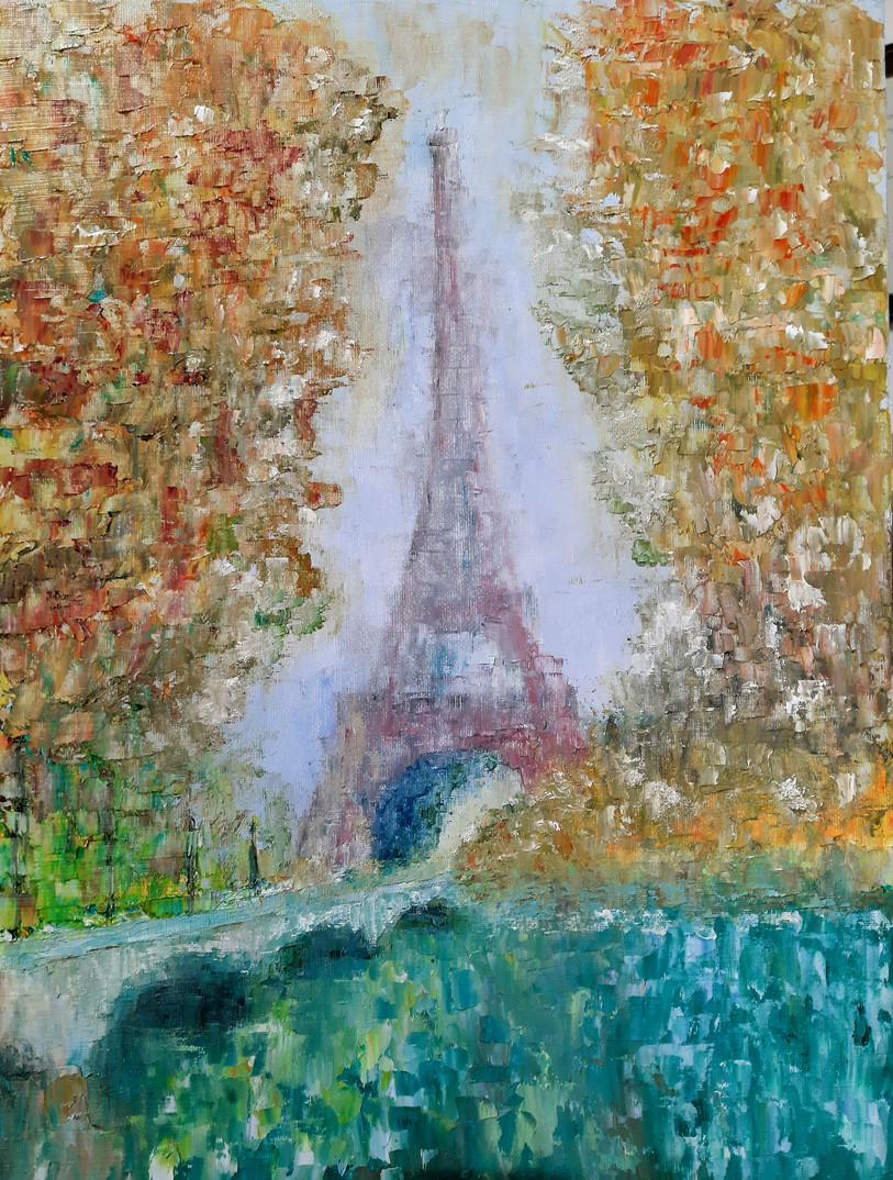 'Tour Eiffel'