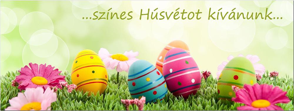 ...színes Húsvétot kívánunk...